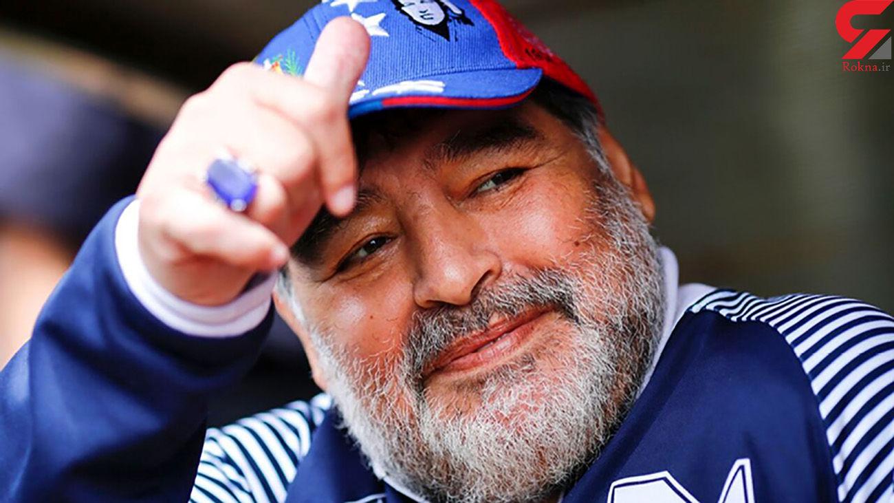 مارادونا از تولد تا مرگ / محل خاکسپاری مشخص شد + فیلم و عکس