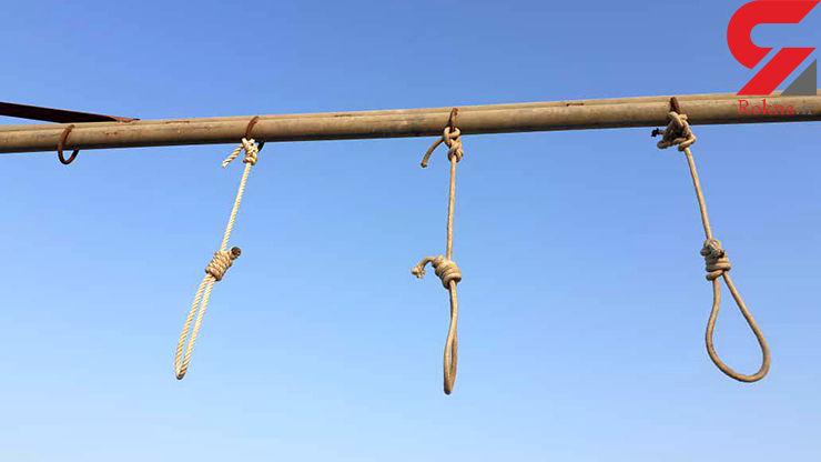 اتفاق مشابه و عجیب برای 3 قاتل  قبل از اعدام در زندان! / در مشهد رخ داد
