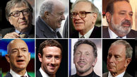 ۲۲ مرد ثروتمند جهان بیش از کل زنان آفریقا ثروت دارند