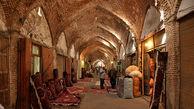 کرونا بازار قدیمی تبریز را تعطیل کرد