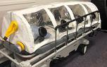 درمان نخستین بیمار مبتلا به کرونا در آمریکا با ربات!