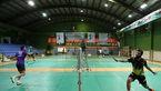 تیم دونفره بانوان و مردان ایران حذف شدند