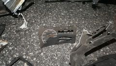 تصادف خودروهای کاروان عروسی 20 کشته به جا گذاشت
