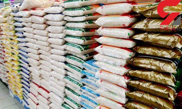 23 تن برنج قاچاق در کنگاور کشف شد