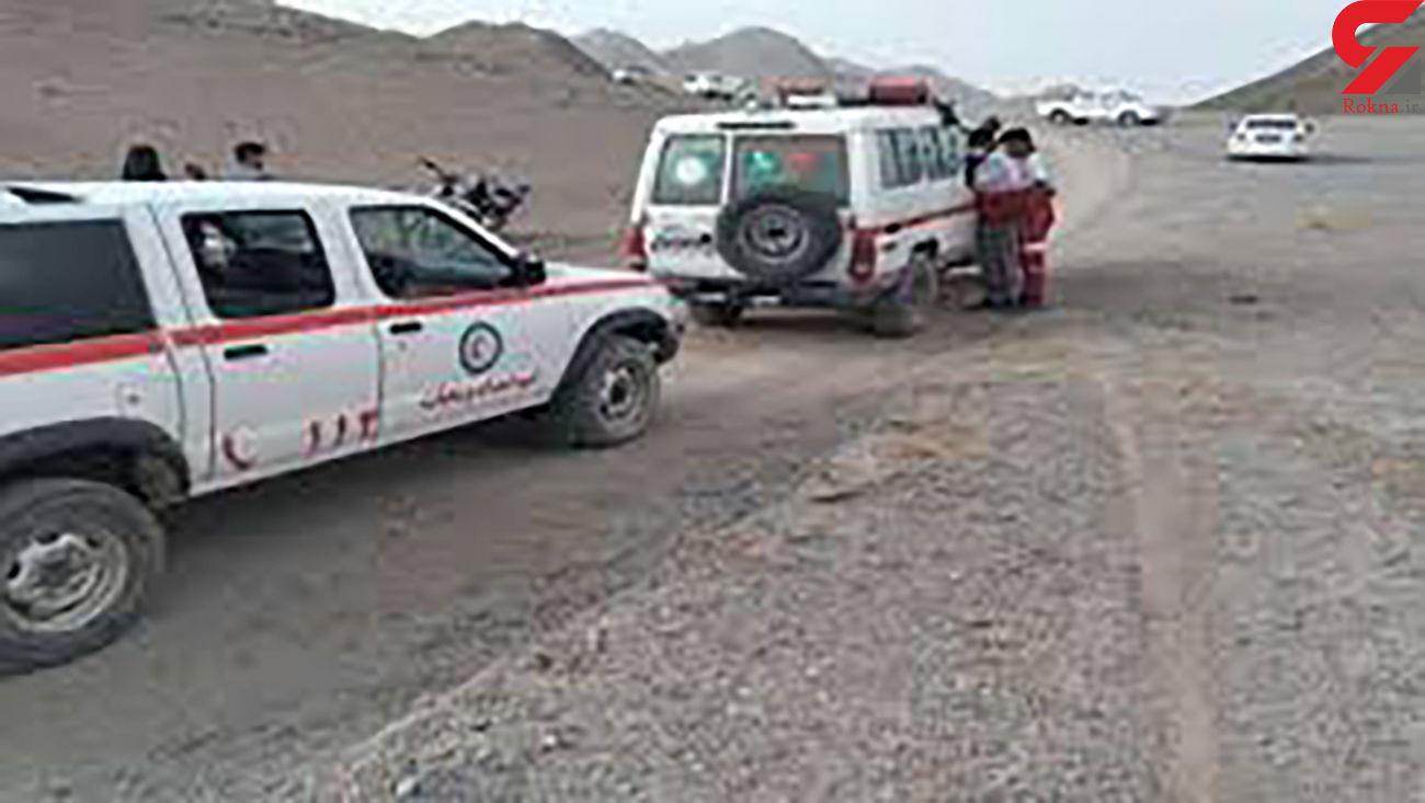 مفقود شدن نوجوان 13 ساله در الموت / او کجاست؟