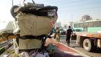 واژگونی خودرو سواری یک مجروح بر جای گذاشت