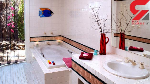 انتخاب دکوراسیون داخلی مناسب و شیک برای حمام +تصاویر