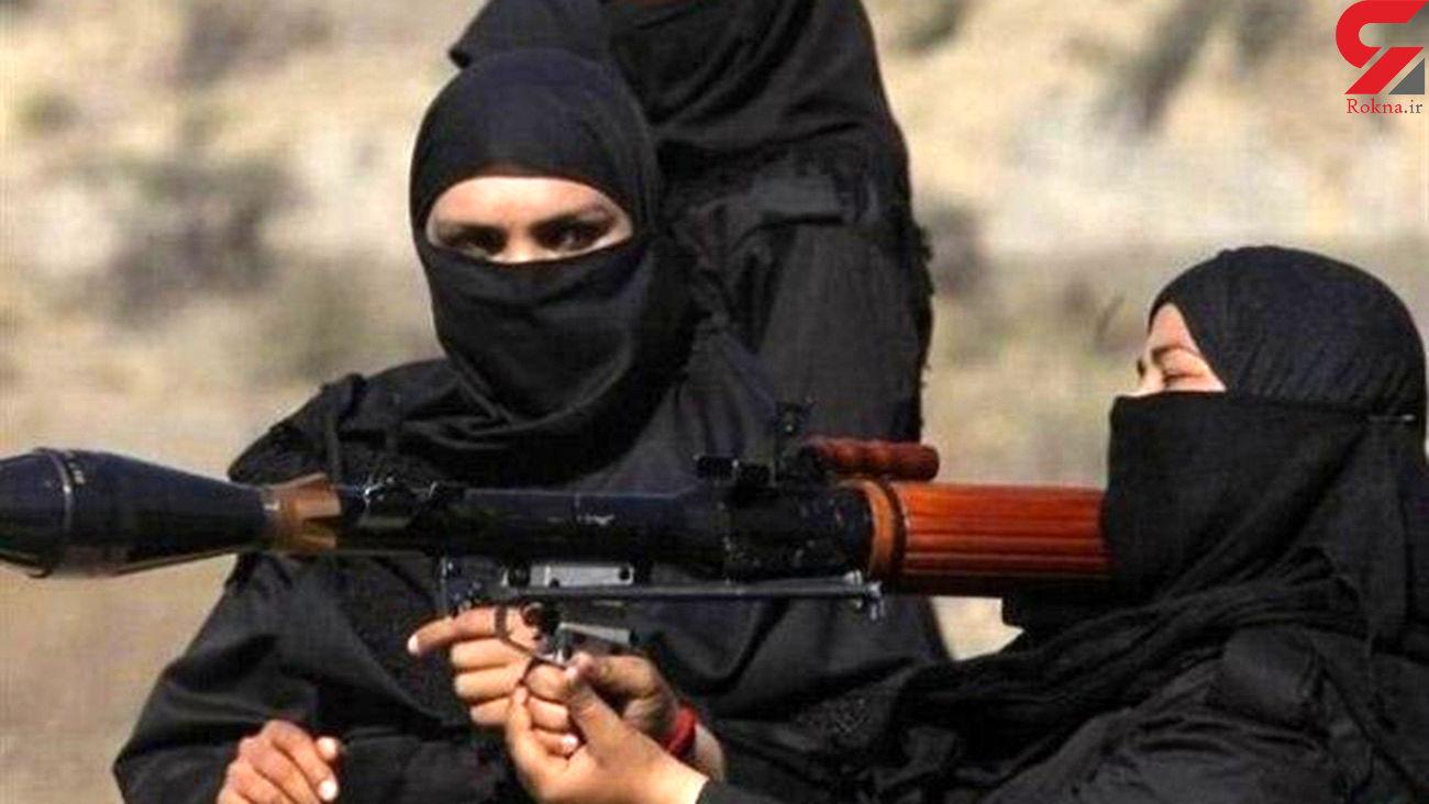مجازات اعدام و 15 سال زندان برای  800 زن داعشی