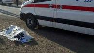 تصادف مرگبار پراید با کامیون در جهرم