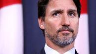 اظهارات متفاوت نخستوزیر کانادا درباره سقوط هواپیما