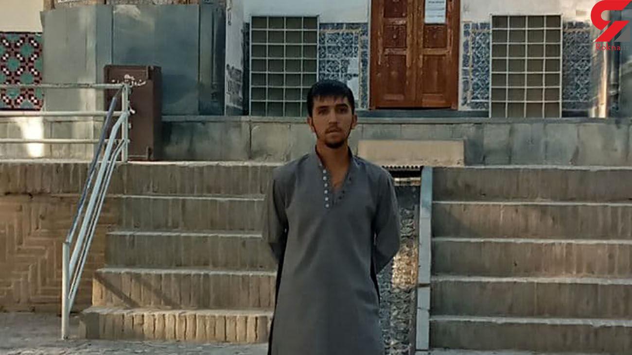 سلاخی شدن پیمان در قبرستان تربت جام ! / اعدام در ملاء عام ؟! + عکس و فیلم گفتگوی اختصاصی