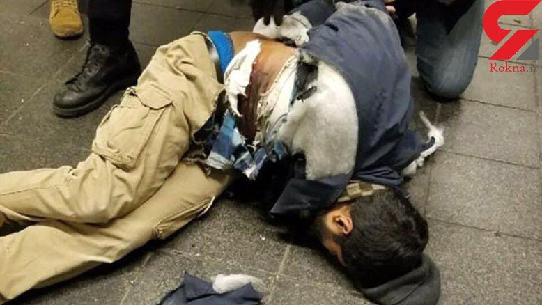 جوان ۲۷ ساله خود را منفجر کرد/ عکس بعد از عملیات+16