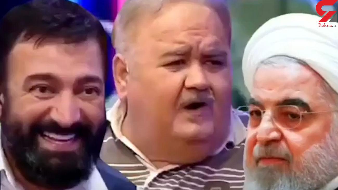 «امشو»تا اطلاع ثانوی پخش نمی شود! / اکبر عبدی دردسرساز شد