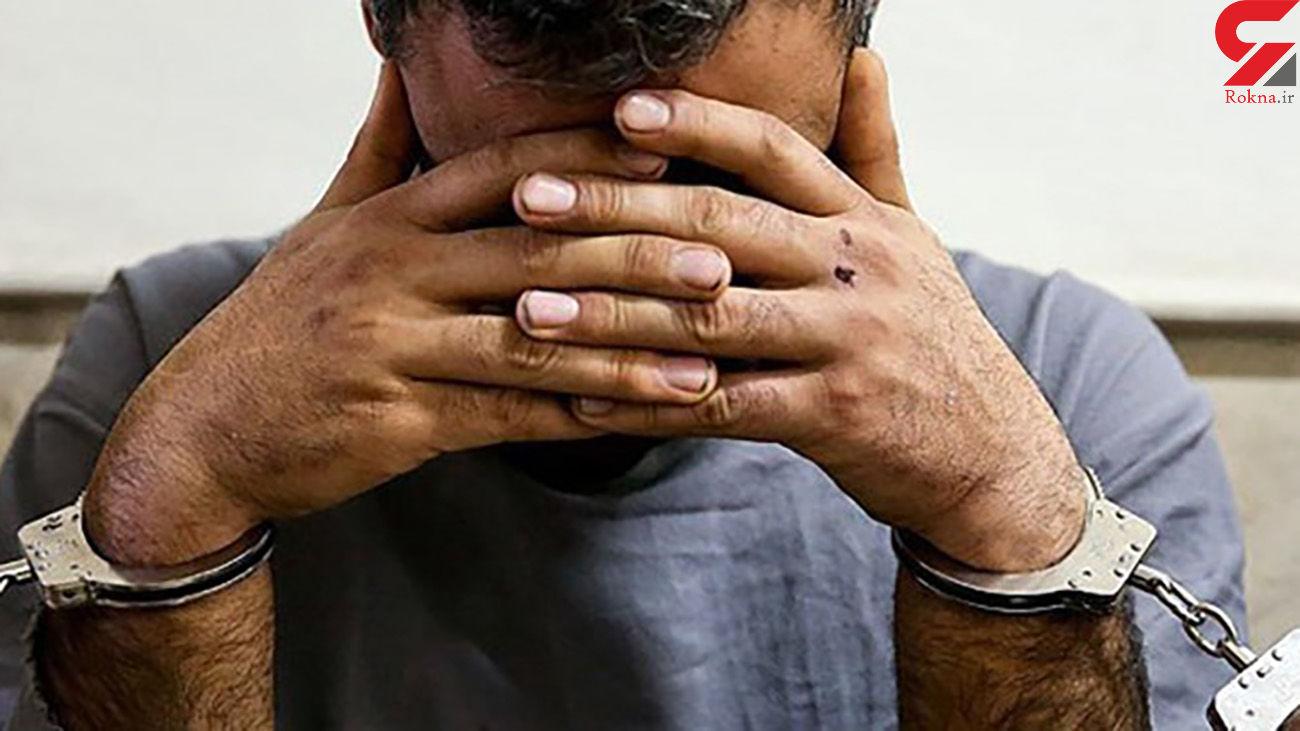 شانس دزد جزغاله  شده کابل برق در تهران / زندان بهتر از قبرستان