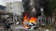انفجار خودروی بمبگذاری شده در شهر الباب سوریه