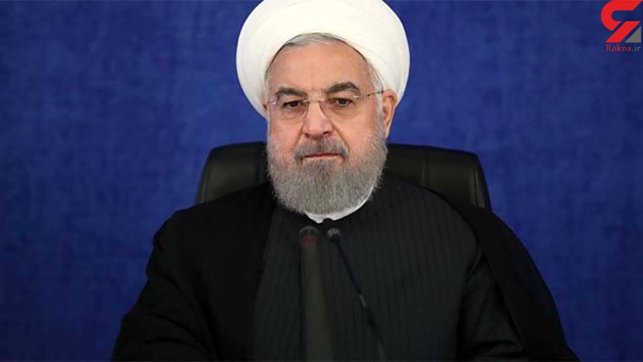 روحانی : مدیران مدارس، مسئول پروتکلها هستند