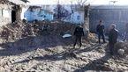 فوت مرد گالیکشی براثر ریزش دیوار