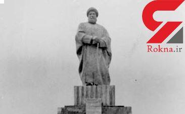 جست و جو برای یافتن مجسمه دزدیده شده ملک المتکلمین در تهران + عکس