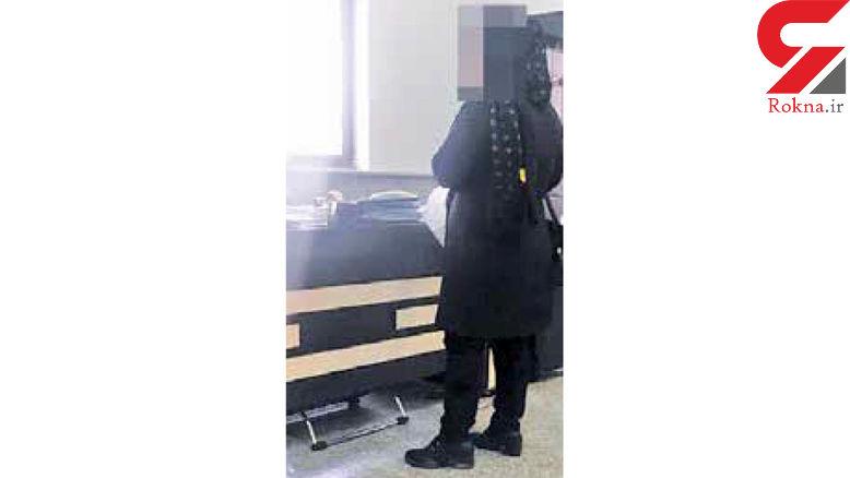 فرناز دختر ثروتمند تهرانی را با با آمبولانس دزدیدند! + عکس