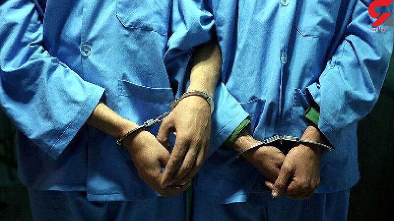 دسیسه  پلید مردان سیاهپوش  در شب های مشهد