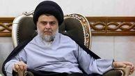 بیانیه مقتدی صدر همزمان با تظاهرات ضد آمریکایی در عراق