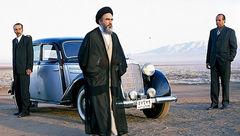 گریم شگفت انگیز عبدالرضا اکبری در نقش امام خمینی(ره)+ تصاویر