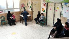 """اعزام گروه پزشکی در قالب"""" اردوی جهادی"""" در منطقه مرتضی گرد تهران"""