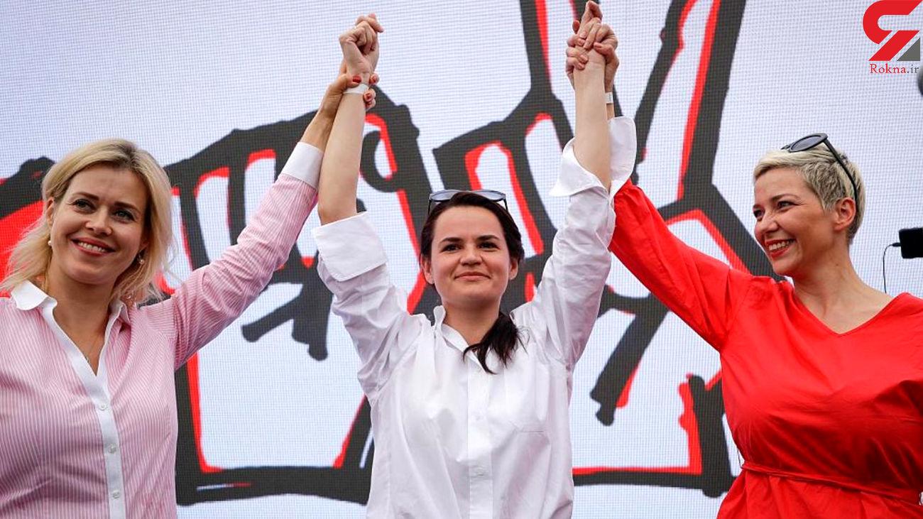 این 3 زن درصدد سرنگونی آخرین دیکتاتور اروپا هستند