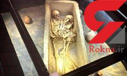 «اسکلت زوج اشکانی» جاذبهای در موزه هگمتانه