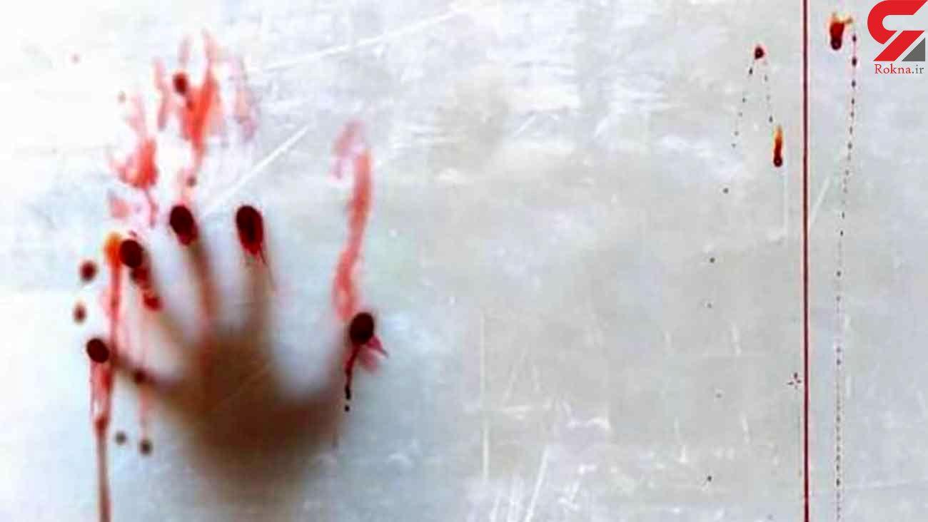 قاتل کرجی پیچ گوشتی را در سر مقتول فرو کرد
