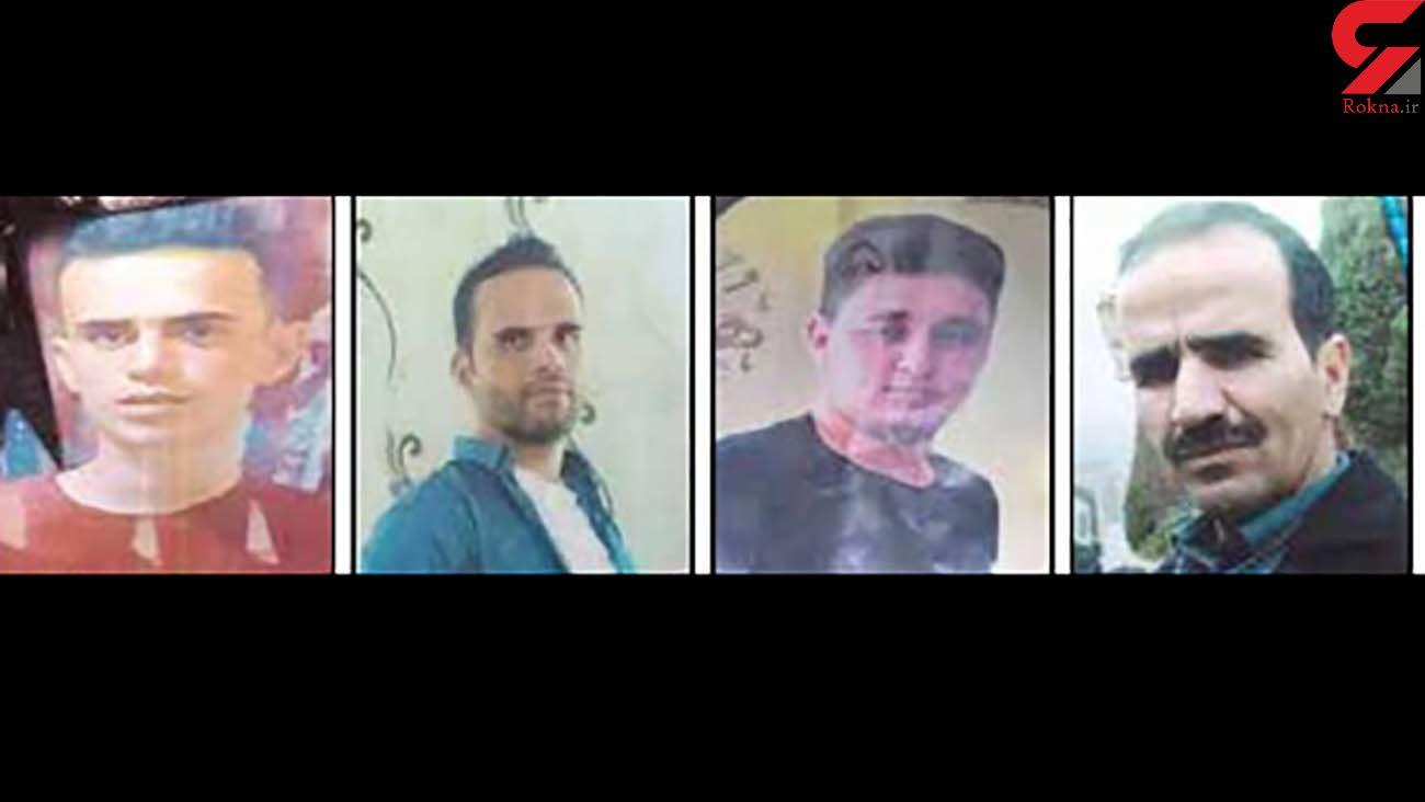 تفریح مرگبار 4 مرد در باغ ساوه + عکس و جزئیات