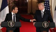 توافق جدید فرانسه و آمریکا در مورد ایران