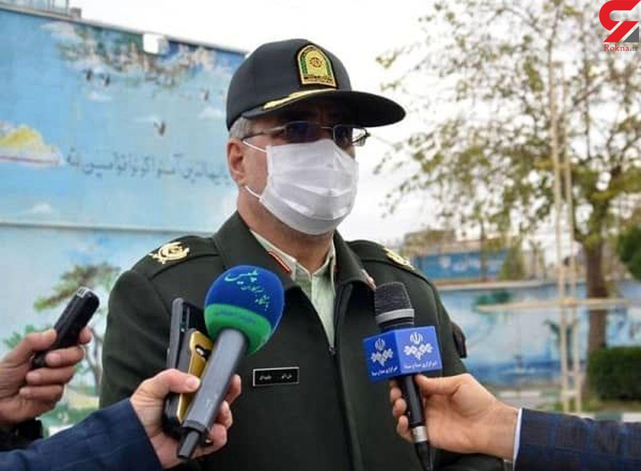 کشف 168 کیلوگرم تریاک در کرمان با کار اطلاعاتی پلیس کرمانشاه