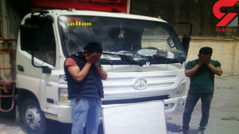 نقشه زشت 2 برادر در تربت حیدریه ناکام ماند + عکس