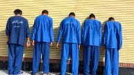 دستگیری 19 عضو یک باند هرمی در انزلی