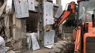 جدیت در مقابله با ساخت و سازهای غیرمجاز در منطقه یک شهرداری رشت