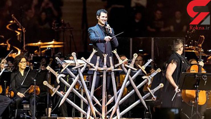 آهنگساز ایرانی بازی تاج و تخت جایزه امی را گرفت