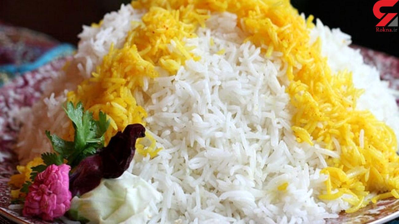 ترفند موثر در رفع بوی سوختگی برنج