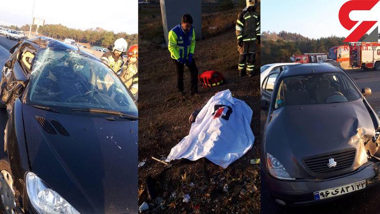 عکس جسد یک مرد در صحنه ای وحشتناک / صبح امروز رخ داد