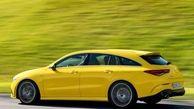 معرفی مرسدس CLA35 AMG شوتینگ بریک، جذاب و چشمگیر