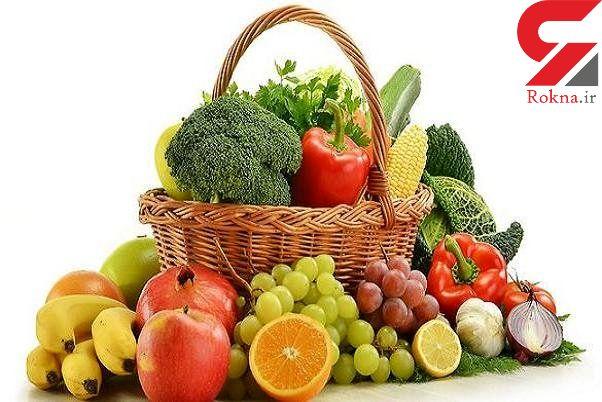 خطر بیماری های قلبی با مصرف کم سبزیجات