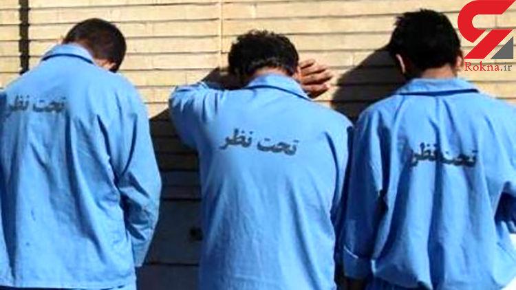 دستگیری ادمین کانالهای بیهویت مشهد / ۶ جلد پرونده و ۳ متهم