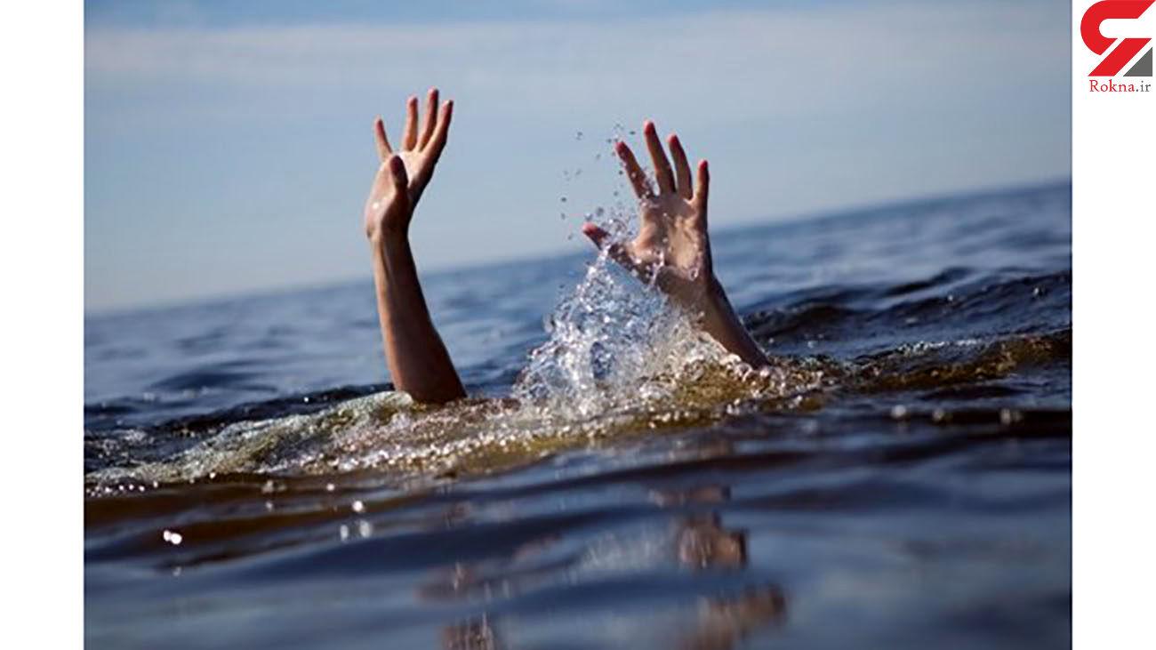 غرق شدن جوان 19 ساله در آبگیر خاکی لالجین