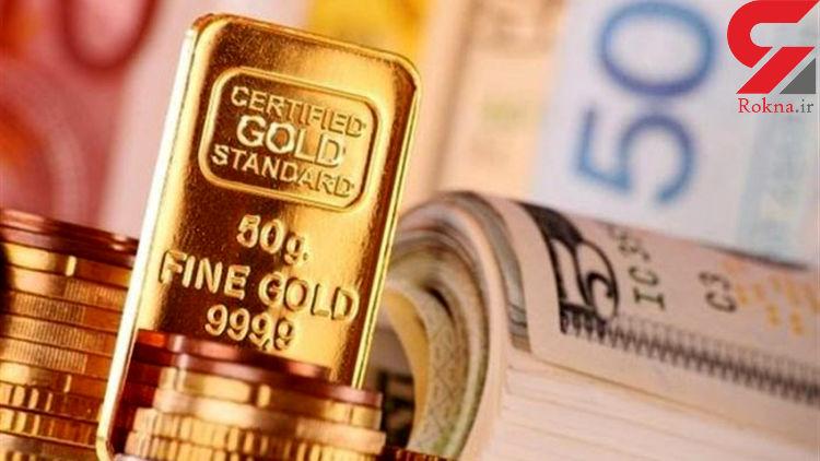 قیمت طلا، قیمت سکه و قیمت ارز امروز ۹۸/۰۲/۳۱