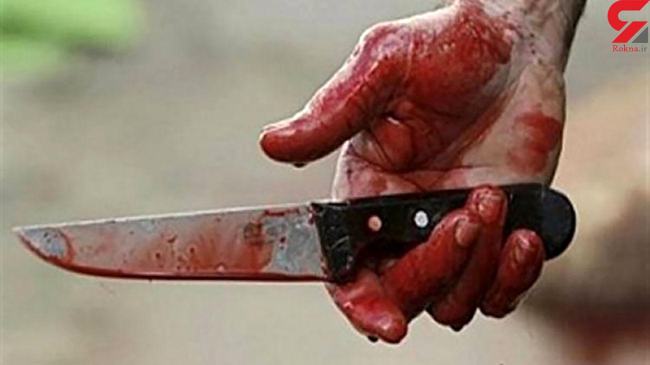 قتل با چاقوی  جوان گیلانی در لشت نشا ی گیلان