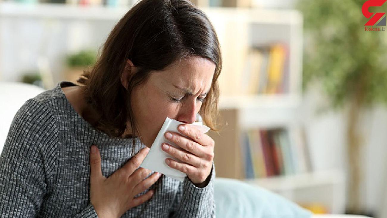 خطر مرگ با سرفههای مزمن !