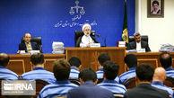 نخستین جلسه دادگاه رسیدگی به اتهامات ۱۴ متهم ارزی