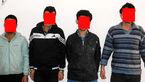 دزدان در روز روشن با بیل مکانیکی به سرقت می رفتند +عکس