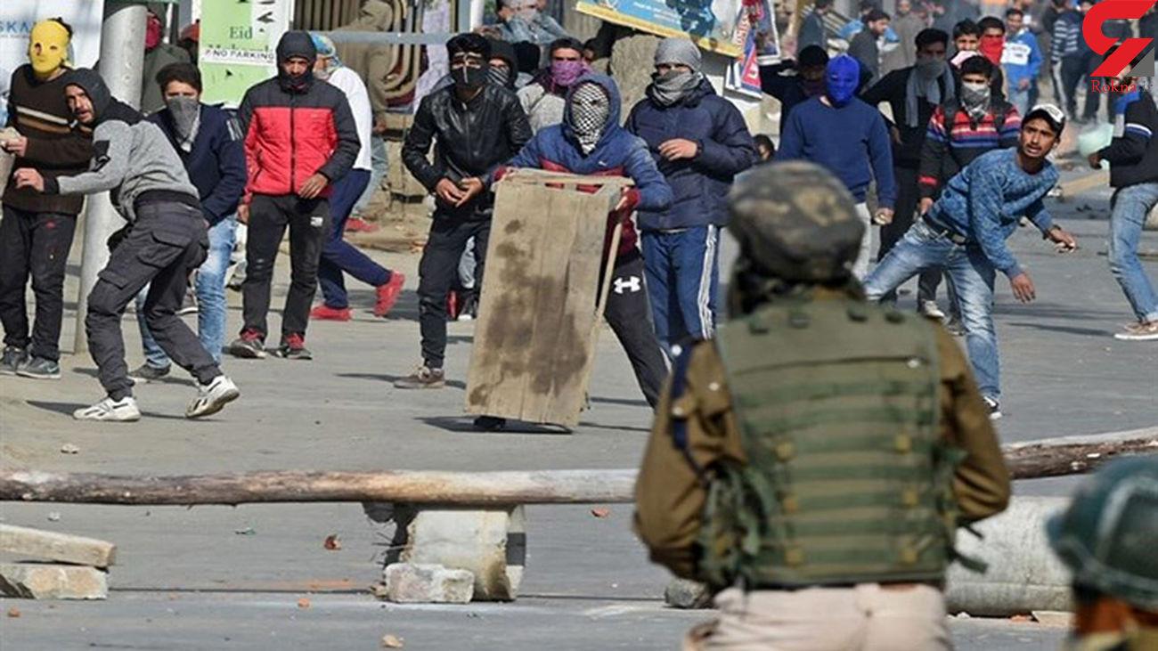 شهادت 4 شهروند در اعتراضات در کشمیر