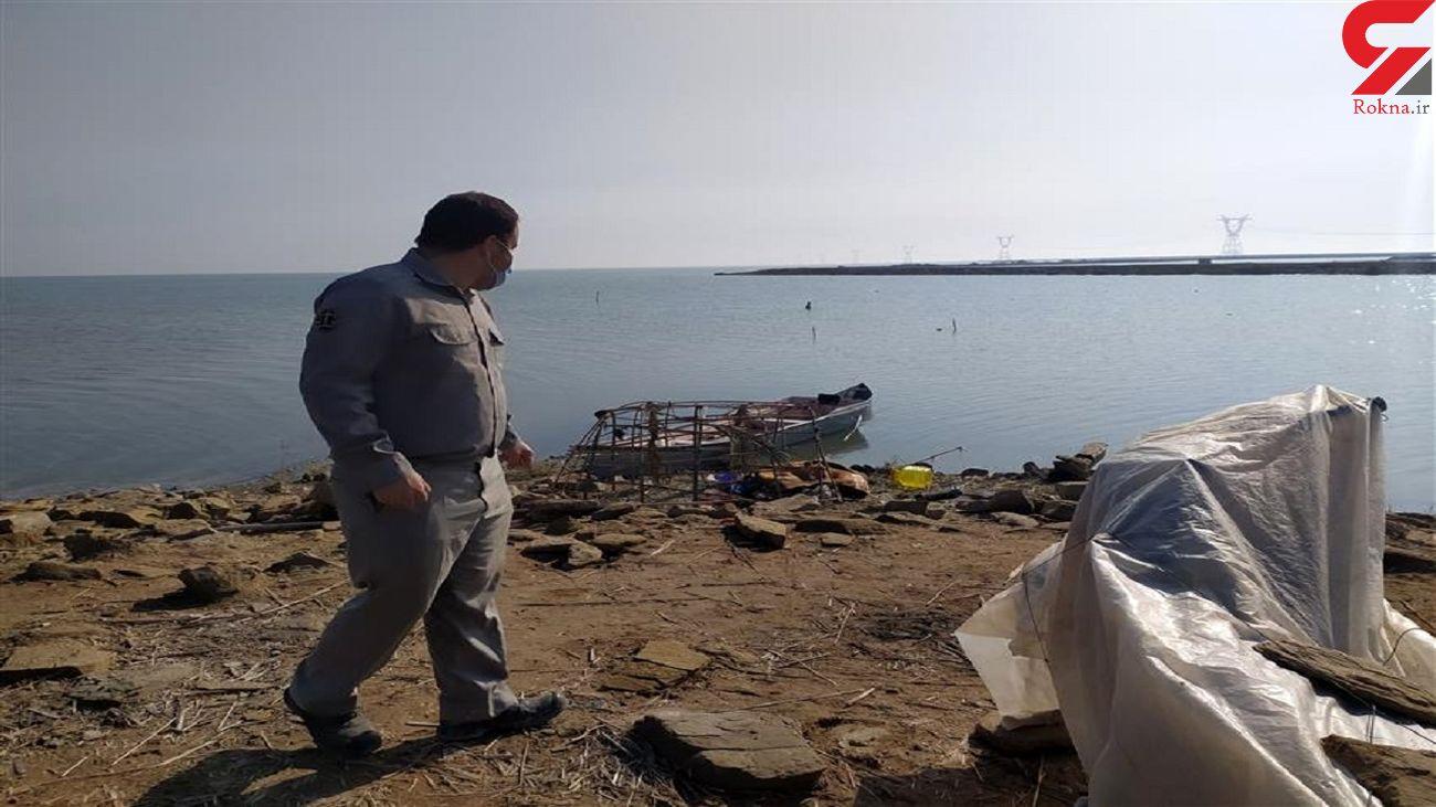 دستگیری صیاد غیرمجاز در تالاب شادگان